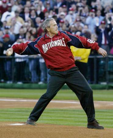 george-bush-first-pitch